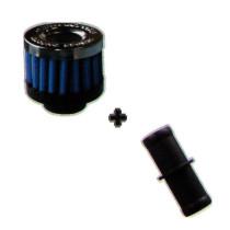 Kartergáz szűrő 15 mm Kék SIMOTA